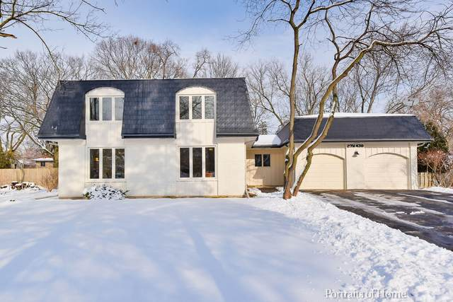 27W430 Fischer Lane, Winfield, IL 60190 (MLS #10965323) :: Janet Jurich