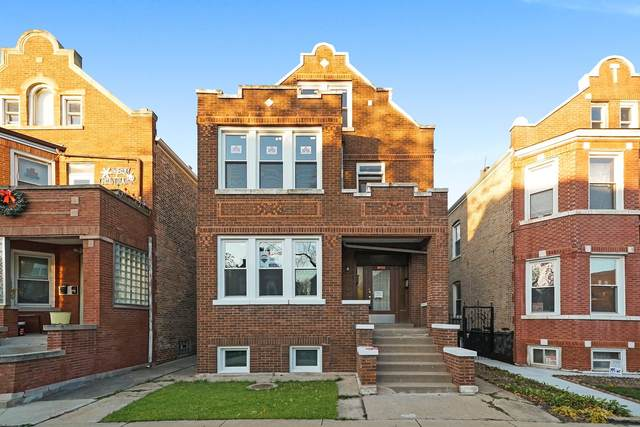 4616 S Francisco Avenue, Chicago, IL 60632 (MLS #10965373) :: Suburban Life Realty