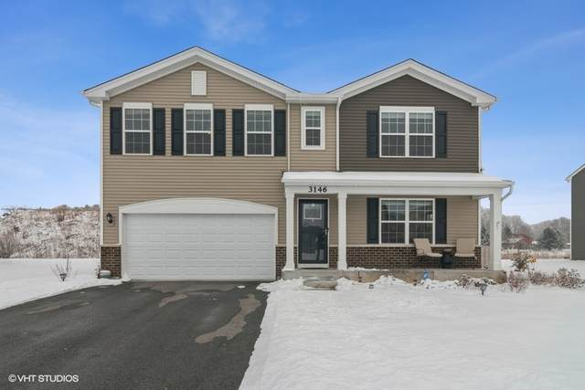 3146 Matlock Drive, Yorkville, IL 60560 (MLS #10965392) :: Jacqui Miller Homes
