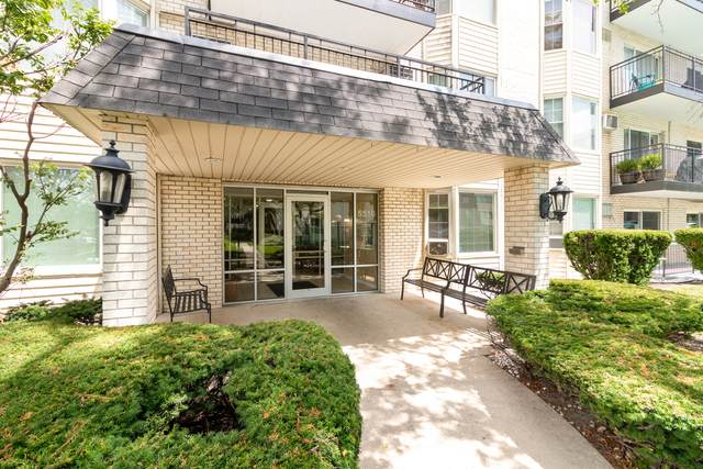 5510 Lincoln Avenue #108, Morton Grove, IL 60053 (MLS #10965408) :: Helen Oliveri Real Estate