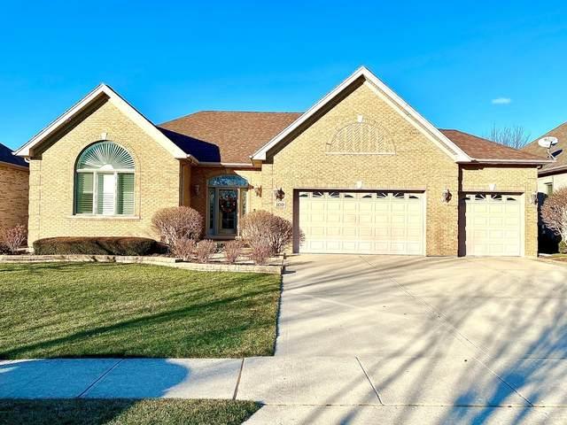 109 Rose Drive, Bloomingdale, IL 60108 (MLS #10965413) :: The Dena Furlow Team - Keller Williams Realty
