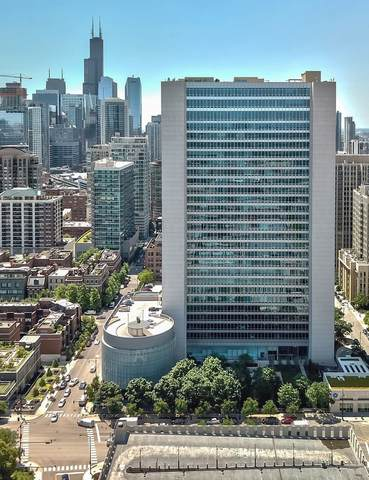 500 W Superior Street #1610, Chicago, IL 60654 (MLS #10965423) :: The Wexler Group at Keller Williams Preferred Realty