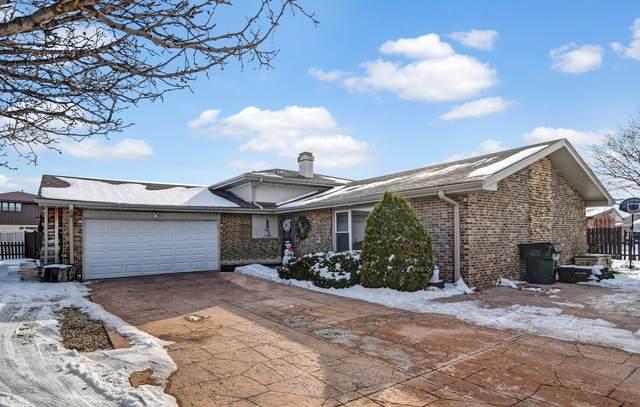 14009 Hialeah Court, Orland Park, IL 60467 (MLS #10965466) :: Jacqui Miller Homes