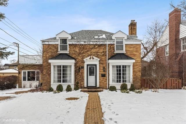 5950 N Kenneth Avenue, Chicago, IL 60646 (MLS #10965487) :: Jacqui Miller Homes