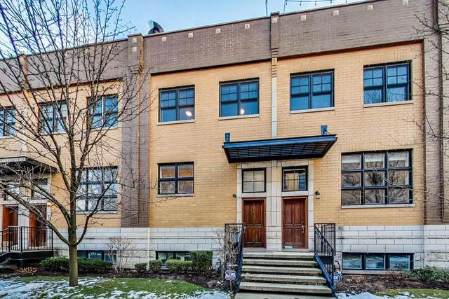 2060 N Stave Street #3, Chicago, IL 60647 (MLS #10965499) :: The Wexler Group at Keller Williams Preferred Realty