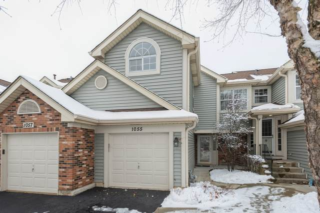 1055 Rockport Drive, Carol Stream, IL 60188 (MLS #10965506) :: The Wexler Group at Keller Williams Preferred Realty