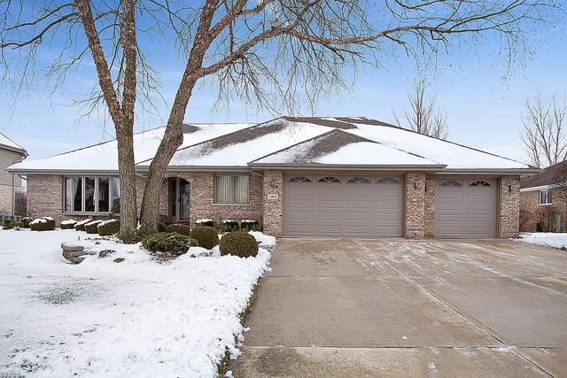 12851 W Beaver Lake Drive, Homer Glen, IL 60491 (MLS #10965511) :: The Wexler Group at Keller Williams Preferred Realty