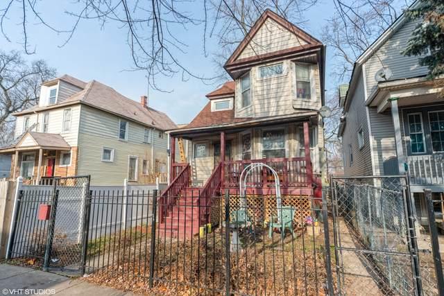 5252 W Ferdinand Street, Chicago, IL 60644 (MLS #10965608) :: Jacqui Miller Homes