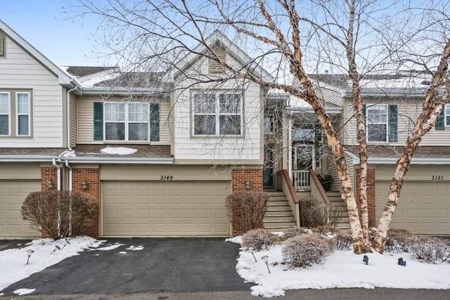 3149 Saganashkee Lane, Naperville, IL 60564 (MLS #10965640) :: Jacqui Miller Homes