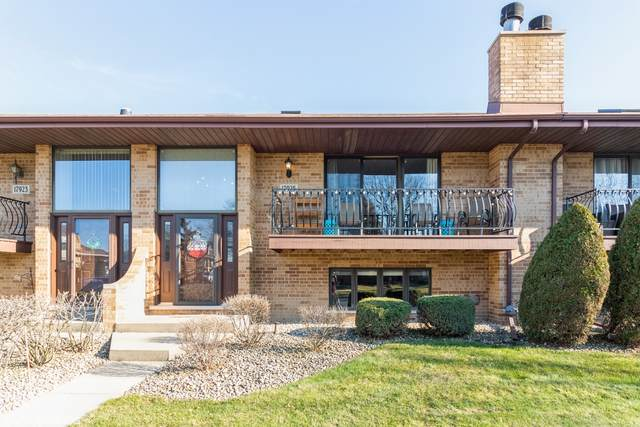 17925 Alaska Court #10, Orland Park, IL 60467 (MLS #10965646) :: The Wexler Group at Keller Williams Preferred Realty