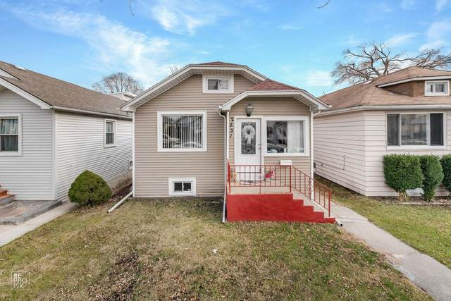 2531 N New England Avenue, Chicago, IL 60707 (MLS #10965658) :: Jacqui Miller Homes