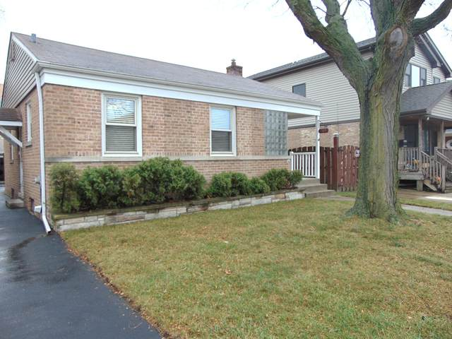 7315 N Mcvicker Avenue, Chicago, IL 60646 (MLS #10965668) :: Jacqui Miller Homes