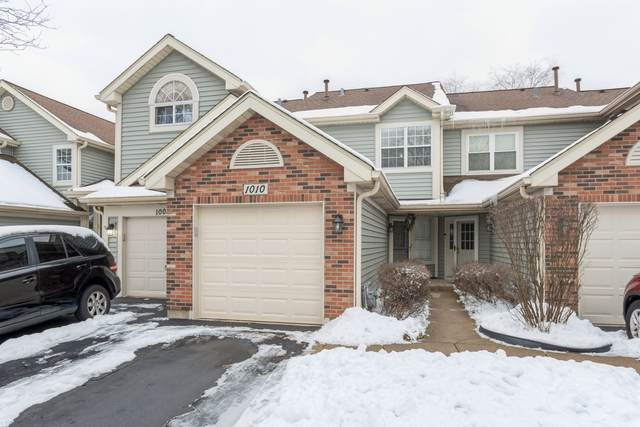 1010 Rockport Drive #1010, Carol Stream, IL 60188 (MLS #10965713) :: The Wexler Group at Keller Williams Preferred Realty