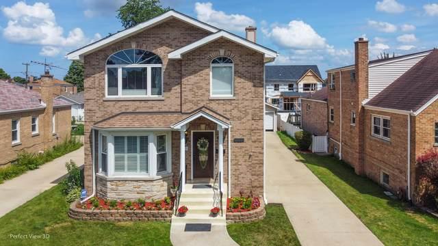 7331 N Oleander Avenue, Chicago, IL 60631 (MLS #10965750) :: Jacqui Miller Homes