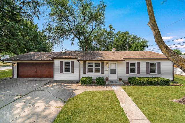 502 Kingston Drive, Romeoville, IL 60446 (MLS #10965768) :: Janet Jurich