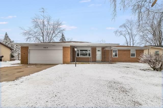 4814 W Doris Drive, Kankakee, IL 60901 (MLS #10965801) :: Schoon Family Group