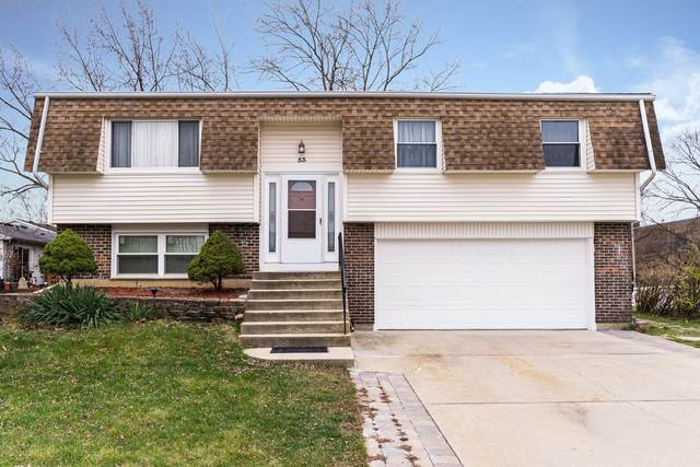 53 E Stevenson Drive, Glendale Heights, IL 60139 (MLS #10965806) :: Jacqui Miller Homes