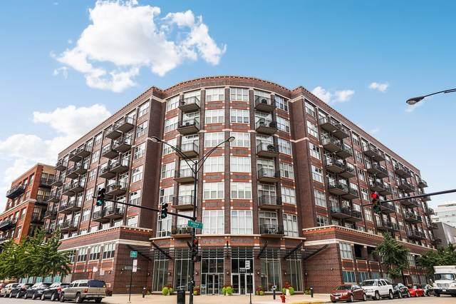 1000 W Adams Street #617, Chicago, IL 60607 (MLS #10965874) :: Helen Oliveri Real Estate