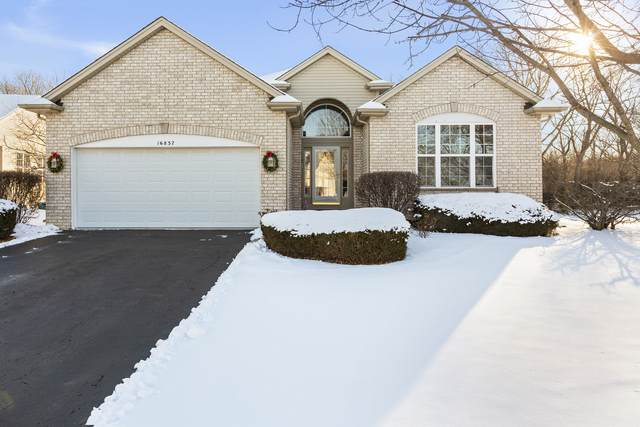16837 Charleston Circle, Lockport, IL 60441 (MLS #10965985) :: The Dena Furlow Team - Keller Williams Realty