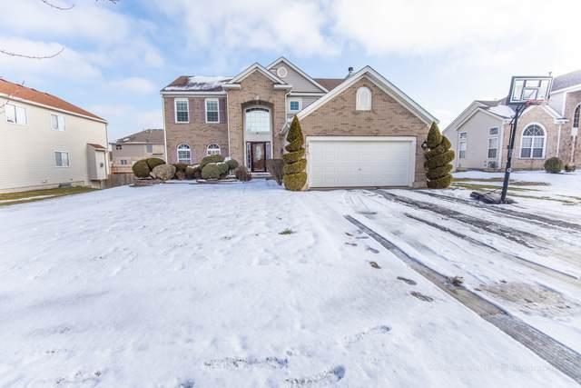 1017 Great Plains Avenue, Matteson, IL 60443 (MLS #10966059) :: Janet Jurich
