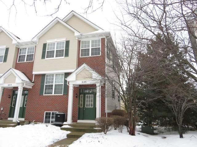 225 S Oak Creek Lane #225, Romeoville, IL 60446 (MLS #10966068) :: John Lyons Real Estate
