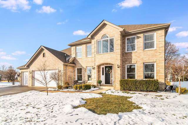 1023 Conan Doyle Road, Naperville, IL 60564 (MLS #10966089) :: The Spaniak Team