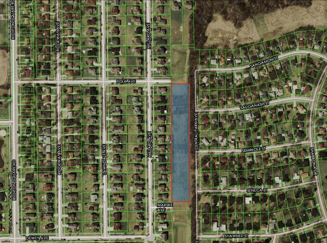 22701 Central Park Avenue, Richton Park, IL 60471 (MLS #10966145) :: Suburban Life Realty