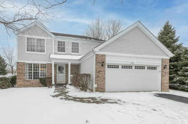 548 Larkspur Drive, Bolingbrook, IL 60440 (MLS #10966188) :: John Lyons Real Estate