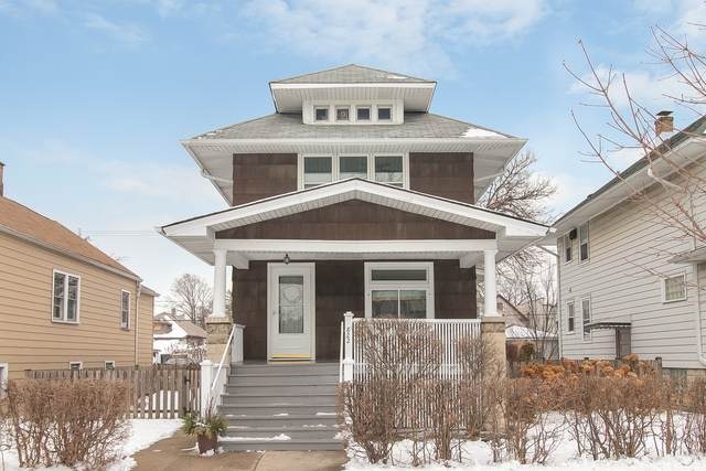 822 Ferdinand Avenue, Forest Park, IL 60130 (MLS #10966260) :: Angela Walker Homes Real Estate Group