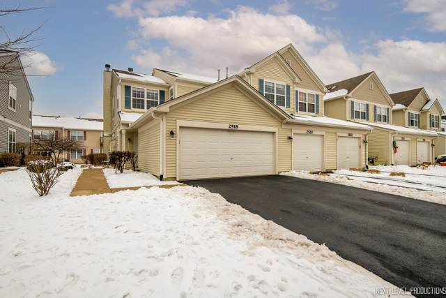 2518 Golf Ridge Circle #2518, Naperville, IL 60563 (MLS #10966388) :: The Wexler Group at Keller Williams Preferred Realty