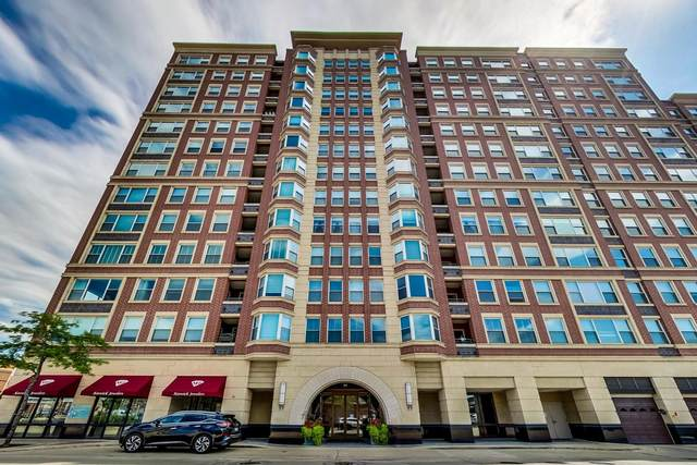 77 S Evergreen Avenue #1101, Arlington Heights, IL 60005 (MLS #10966518) :: The Wexler Group at Keller Williams Preferred Realty