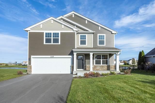 379 Hemlock Lane, Oswego, IL 60543 (MLS #10966562) :: Janet Jurich