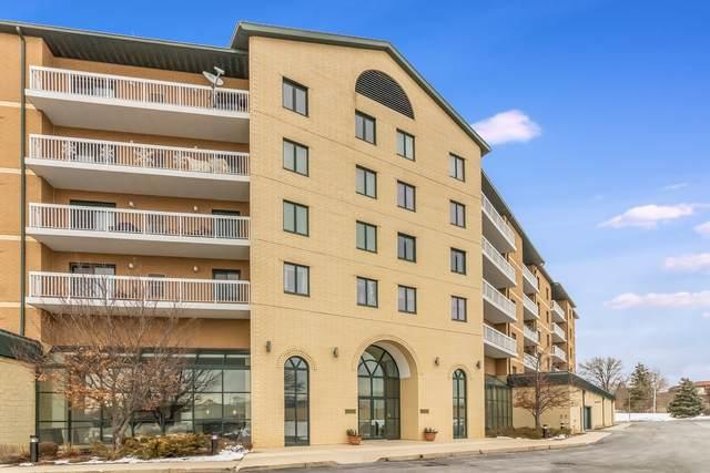 1500 S Ardmore Avenue #411, Villa Park, IL 60181 (MLS #10966609) :: Angela Walker Homes Real Estate Group