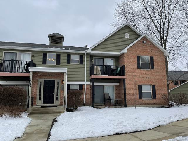 1569 Raymond Drive #201, Naperville, IL 60563 (MLS #10966678) :: The Wexler Group at Keller Williams Preferred Realty