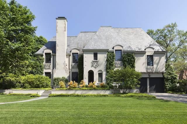 100 Woodstock Avenue, Kenilworth, IL 60043 (MLS #10966679) :: Helen Oliveri Real Estate