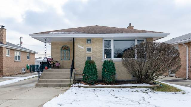2929 W 100th Street, Evergreen Park, IL 60805 (MLS #10966684) :: The Spaniak Team