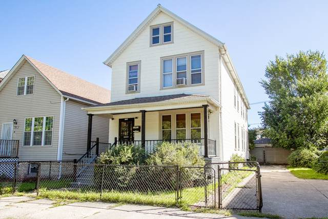 7849 S Woodlawn Avenue, Chicago, IL 60619 (MLS #10966765) :: Schoon Family Group