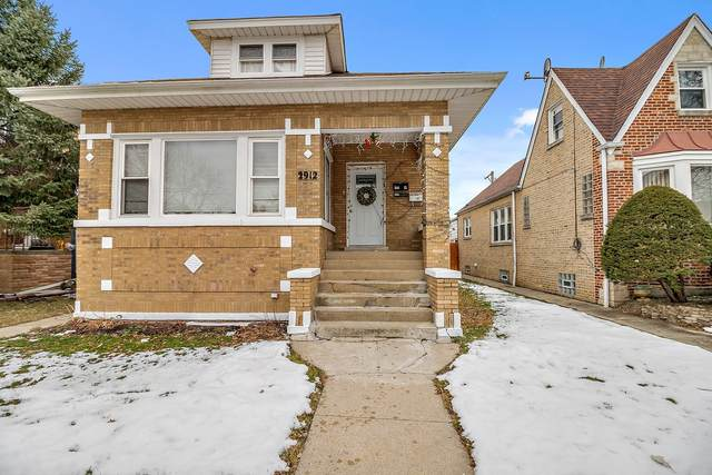 2912 N Oak Park Avenue, Chicago, IL 60634 (MLS #10966787) :: Jacqui Miller Homes
