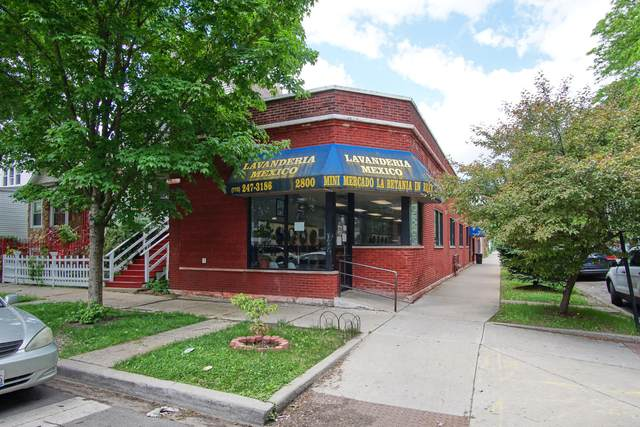 2800 S Tripp Avenue, Chicago, IL 60623 (MLS #10966801) :: The Wexler Group at Keller Williams Preferred Realty