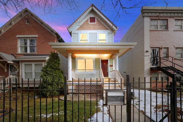 3415 S Indiana Avenue, Chicago, IL 60616 (MLS #10966872) :: Helen Oliveri Real Estate