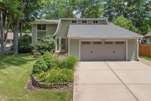 808 Heatherton Drive, Naperville, IL 60540 (MLS #10966877) :: Jacqui Miller Homes