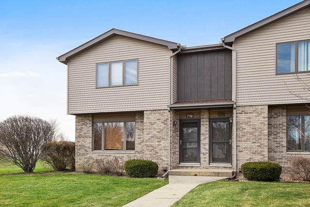 719 Tauber Road #719, New Lenox, IL 60451 (MLS #10966905) :: Suburban Life Realty