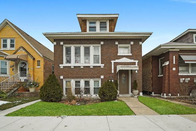 4834 S Kedvale Avenue, Chicago, IL 60632 (MLS #10966927) :: The Wexler Group at Keller Williams Preferred Realty