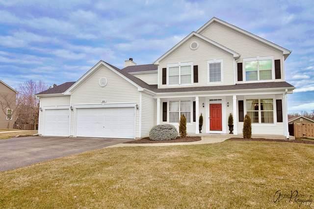 150 Meadowlark Circle, Lindenhurst, IL 60046 (MLS #10966936) :: Suburban Life Realty