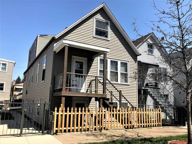 2500 W 46th Street, Chicago, IL 60632 (MLS #10966943) :: The Wexler Group at Keller Williams Preferred Realty