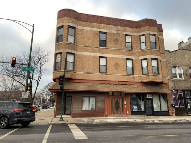 1758 W 35TH Street 1R, Chicago, IL 60608 (MLS #10966947) :: The Spaniak Team