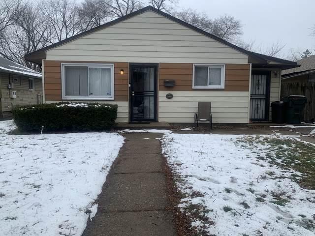 15228 Dante Avenue, Dolton, IL 60419 (MLS #10966957) :: Jacqui Miller Homes