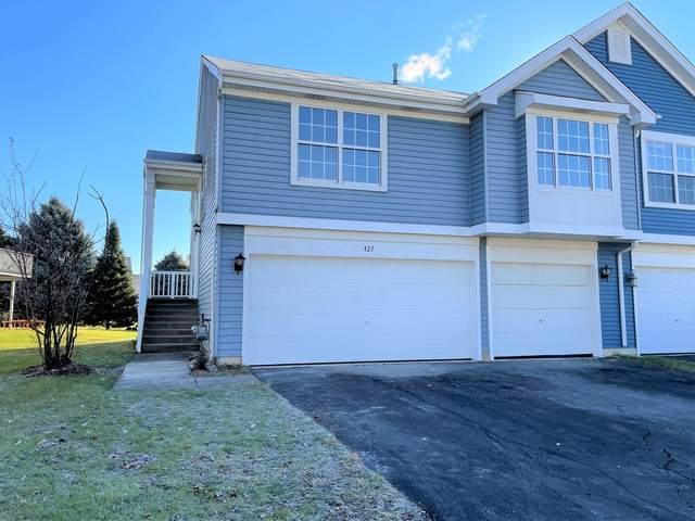 427 Gloria Lane, Oswego, IL 60543 (MLS #10966977) :: Schoon Family Group