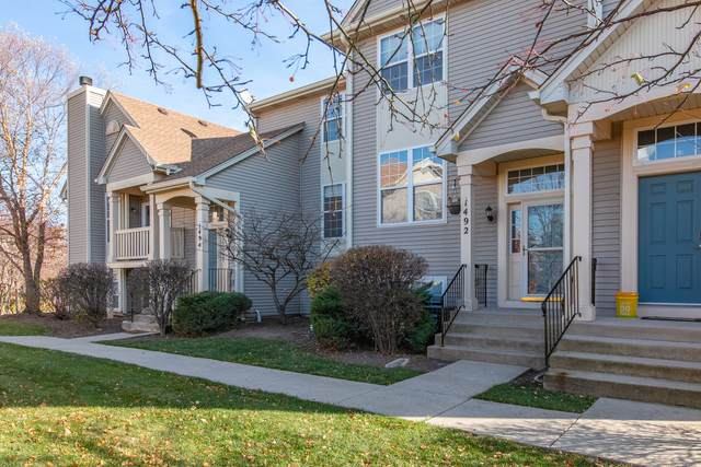 1494 Savannah Court, Gurnee, IL 60031 (MLS #10966998) :: The Dena Furlow Team - Keller Williams Realty