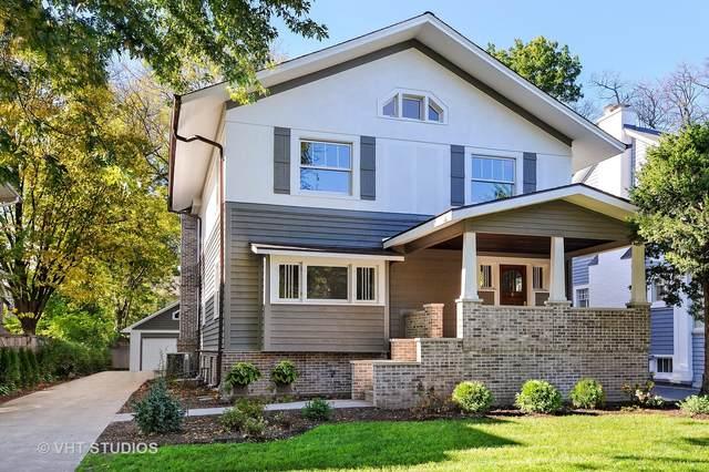 628 Abbotsford Road, Kenilworth, IL 60043 (MLS #10967025) :: Helen Oliveri Real Estate